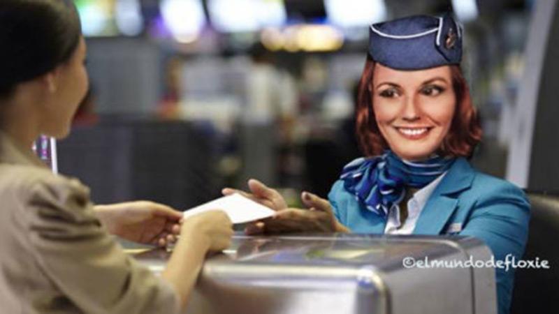 ¿Cómo trabajar en una aerolínea?
