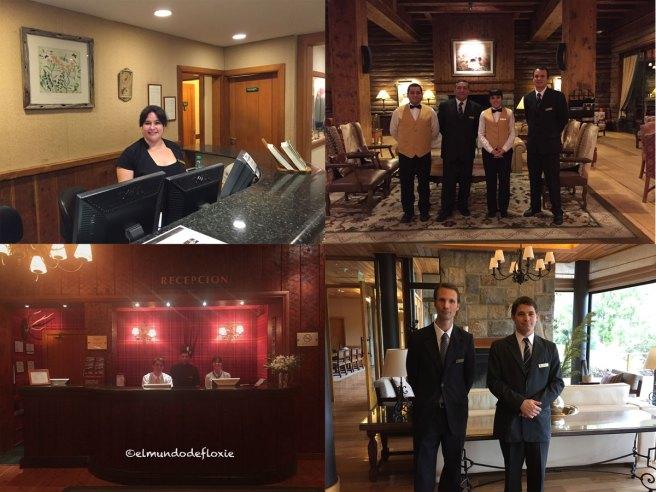 Excelencia en servicio. Hospitalidad, calidez y profesionalismo.