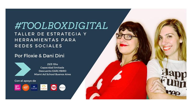 #ToolboxDigital, un taller para aprender todo sobre estrategia y herramientas en redes sociales