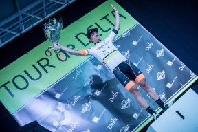 PA is best young rider at the Brenco Criterium,