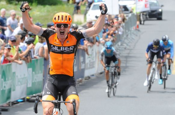 Stg 5: Côté played his cards perfectly ©VeloImages