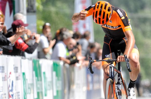 Emile wins Stage 1 at the Tour de Beauce ©VeloImages