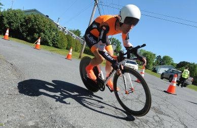 Stg 3a: Roth finished in the top 10 in his first racing of the year. ©VeloImages