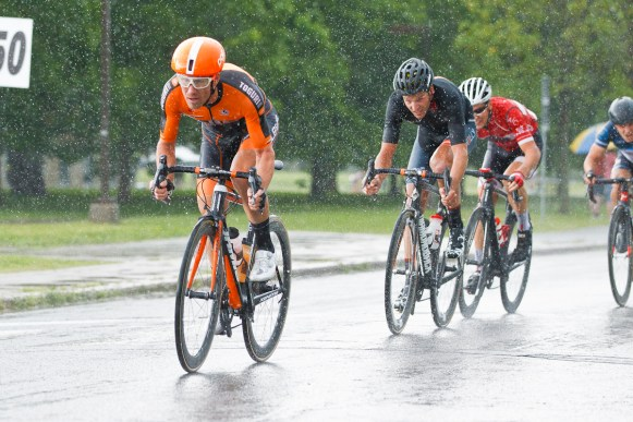Roth attacks late in the race.pic: Pasquale Stalteri