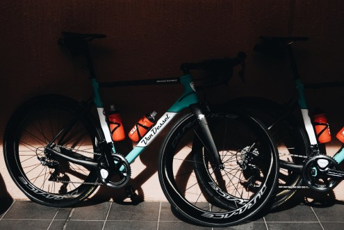 Our Van Dessel bikes have delivered multiple wins this year. ©Kwee Jin