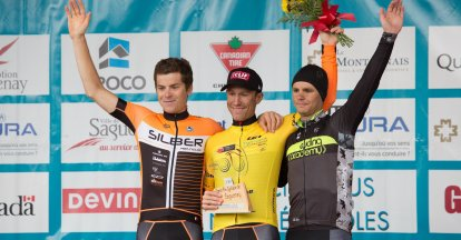Roth & Perry go 1-2 in Saguenay