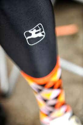 Giordana tights on guys saving themselves for Stage 5