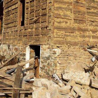 Old Harman Mill Residence, Floyd, VA, ca. 1790