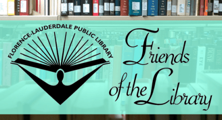 Image result for FRIENDS OF THE FLORENCE LAUDERDALE PUBLIC LIBRARY