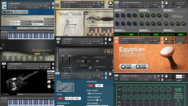 38 best free kontakt libraries - pianos, keyboards, strings, guitars