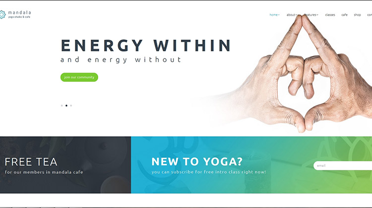 10 Impressive Fitness and Sport Flat Design WordPress Themes
