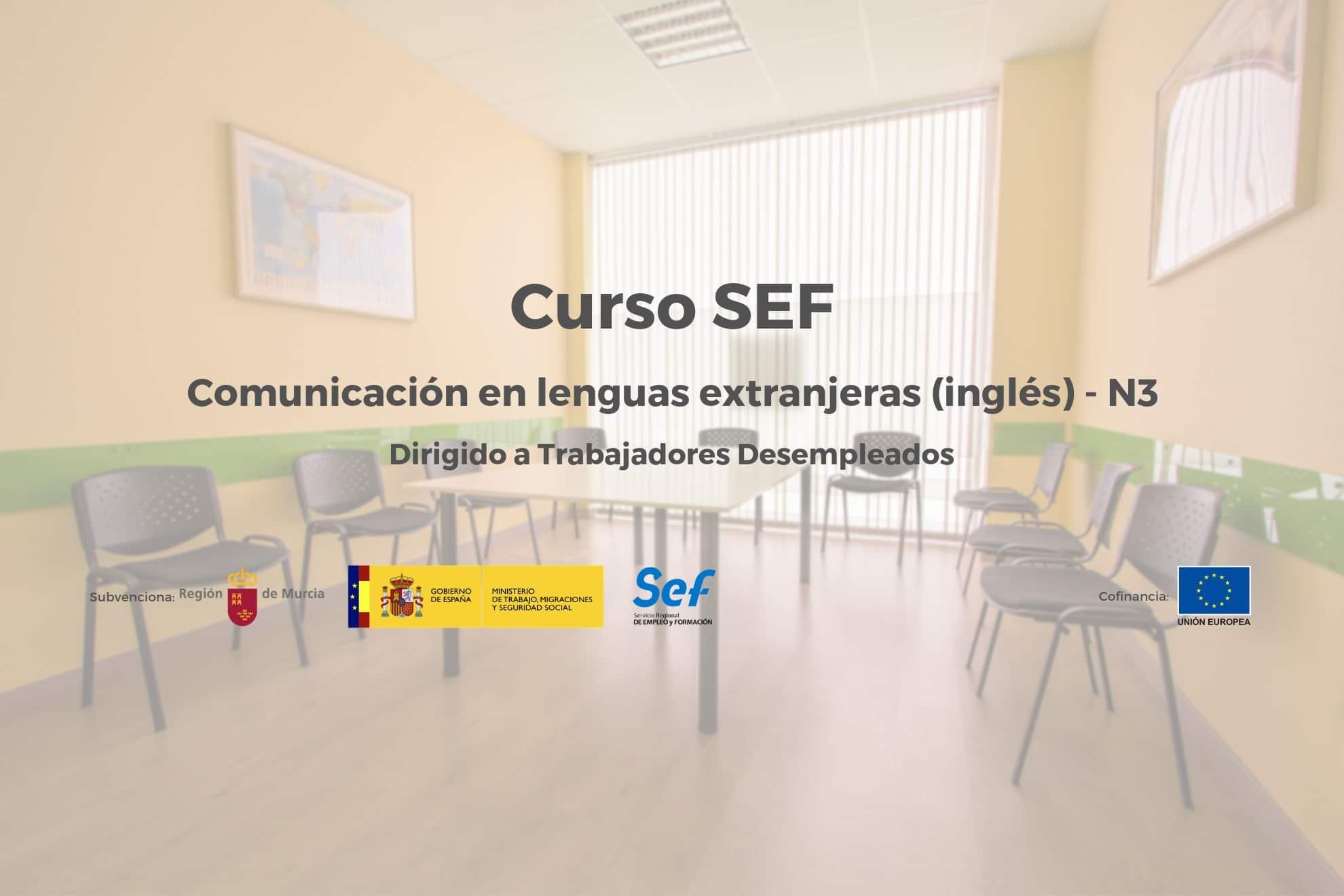 Cursos SEF Inscripción