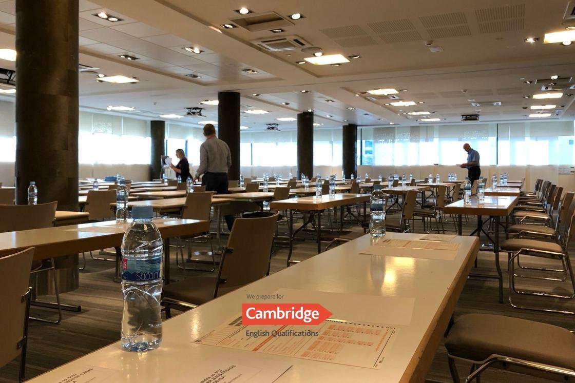 Blog Cambridge Week