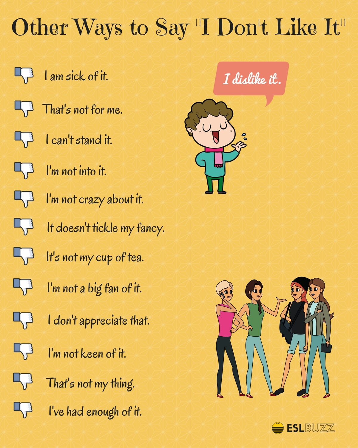 Learn Useful Expressions In English