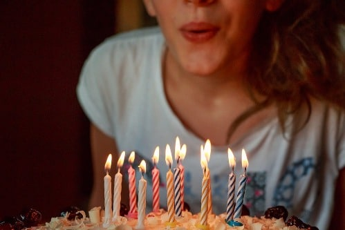 Celebrate Good Times The Happy Birthday Song In French