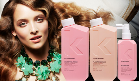 Kevin Murphy Releases New Plumping Line for Hair!  Available now at Fluff Bar – Denver's Blowout Bar & Make-Up Studio