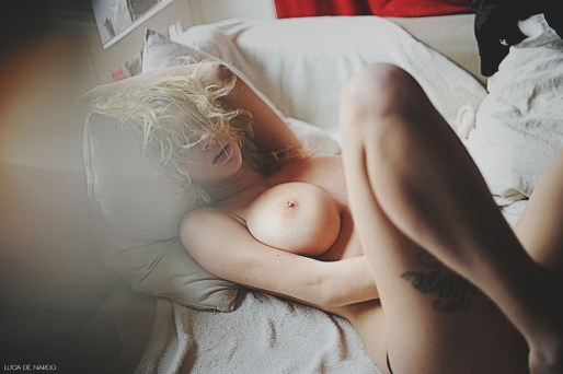Photo Luca De Nardo, model Natasha Legeyda