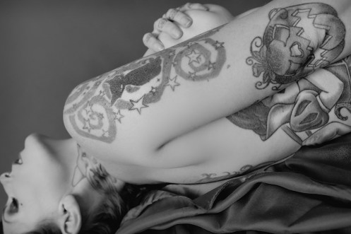 Photo Andre Moreau, model Riae Suicide