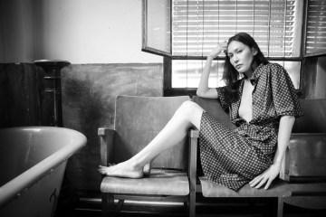 Ph. Delfo Esposito, model Klarissa Nuga