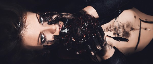 Photo Luca Cassarà, model Sara Flambè