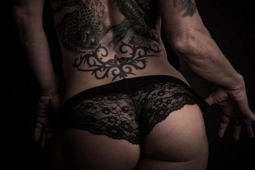 Photo Adolfo Trinca, model Donatella Campolucci