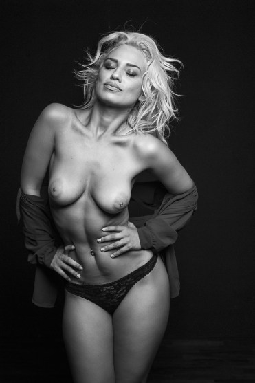 Photo: Daniele Butera, model: Marika Pink Barbie
