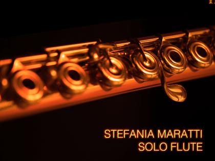 Stefania Maratti: Solo Flute