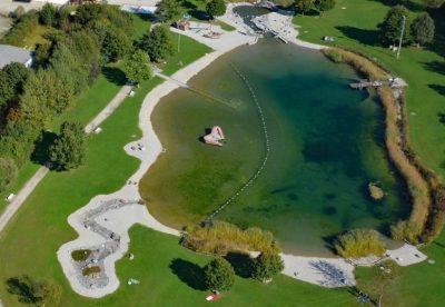 Ampfing Lagune