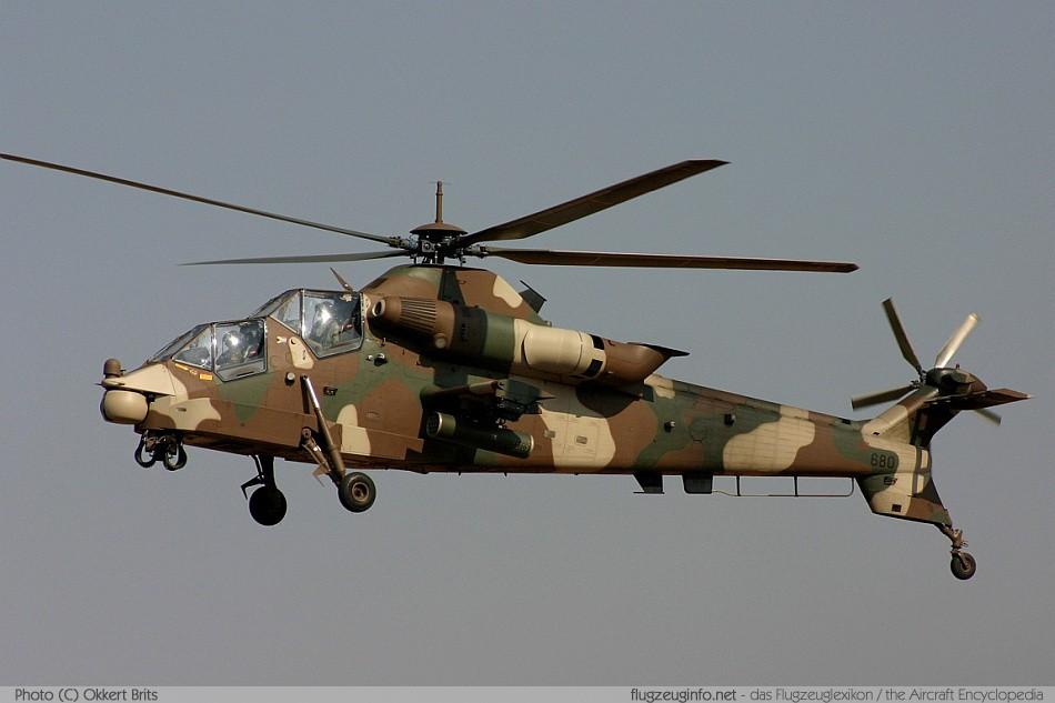 Image result for Denel AH-2 Rooivalk