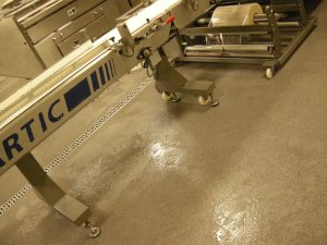 After a Seafood Processing Plant Gets A New Flooring Solution