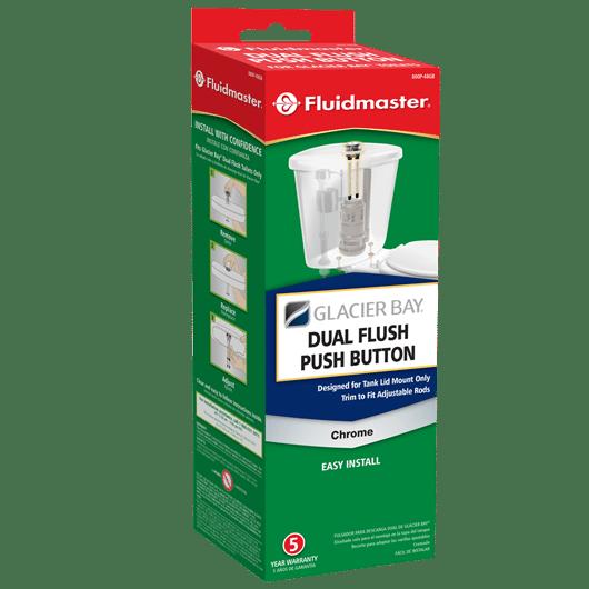 Fluidmaster Flush Valve Replacement