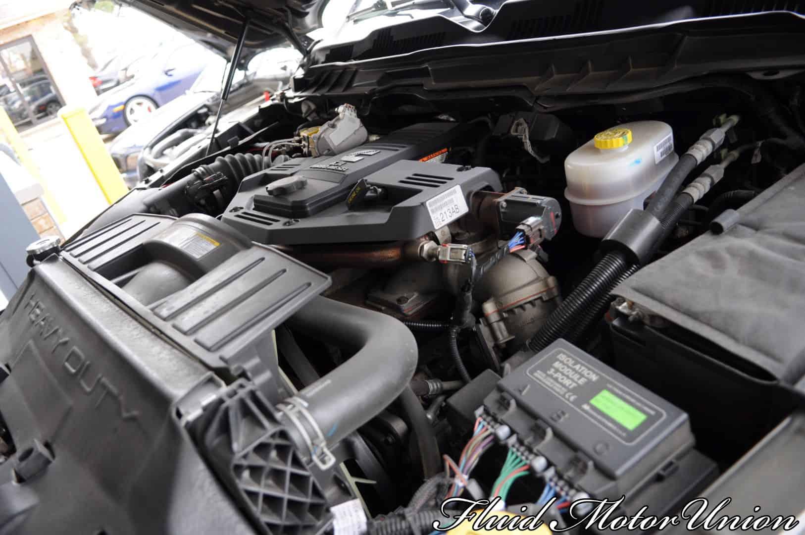 fluid motorunion