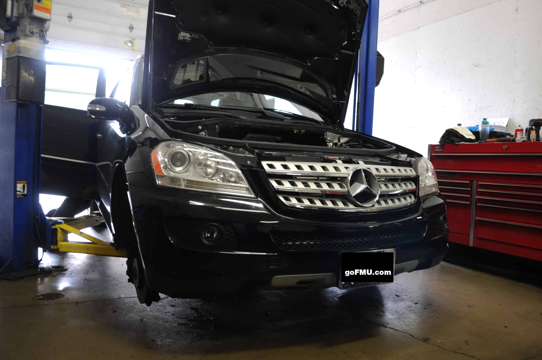 How to my Mercedes Benz out of Park Luxury European Service