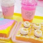 【外大】ポメにも会える♡ベッドがあるピンクカフェMelting Pom(멜팅폼)