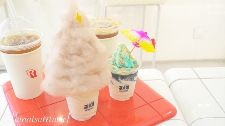 東大門トゥーダにあるソフトクリーム専門店【REMICONE(레미콘)】