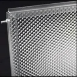 Frameless Lenses Replacement Light Covers