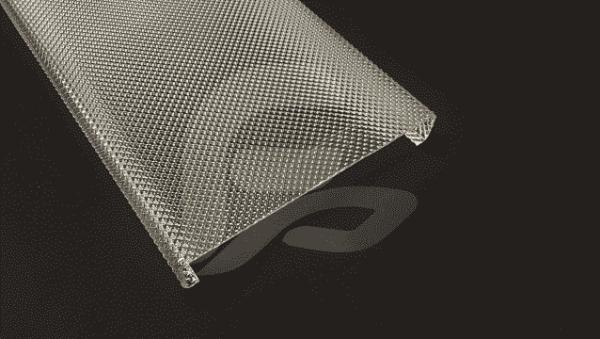 f-2223 Upwards Lite Wrap Around replacement light cover