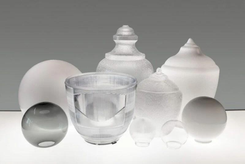 Fluorolite Plastics Product Globe Street light Hero