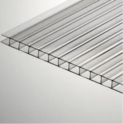 clear twin wall panel