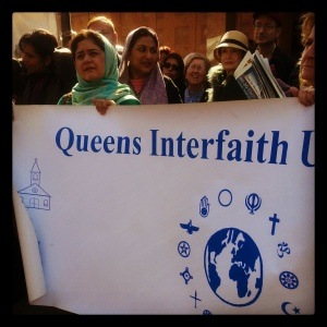 Queens Interfaith Unity Walk