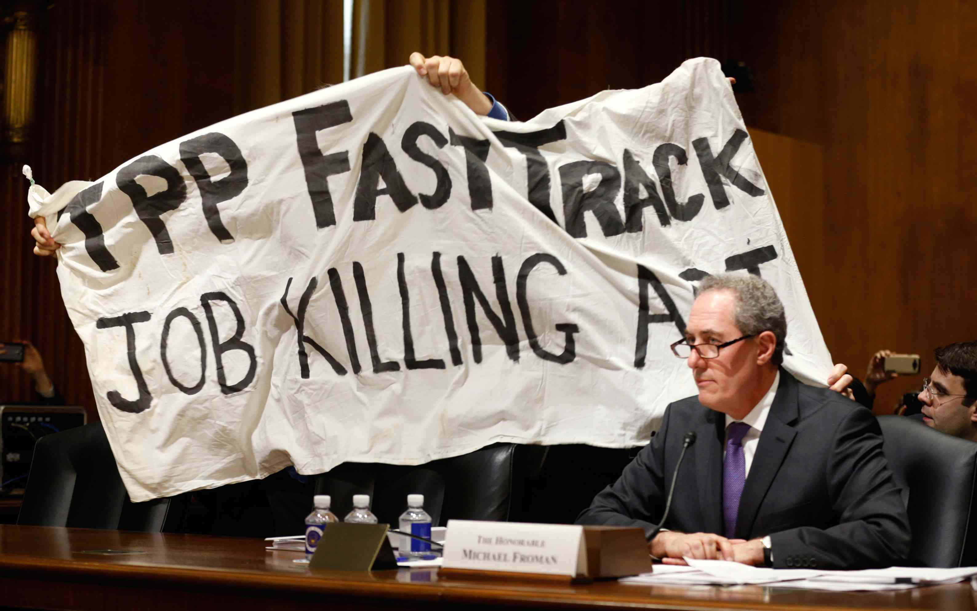 Your chance to officially tell the USTR what you think about the TPP