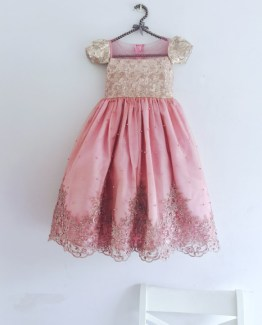 pretty dress for little girls