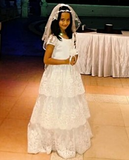Holy communion dresses bangalore