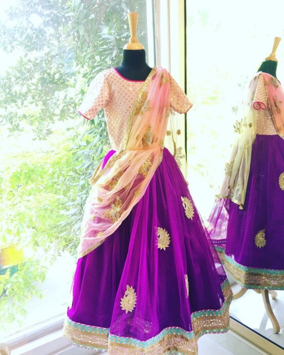 indian party wear for kids