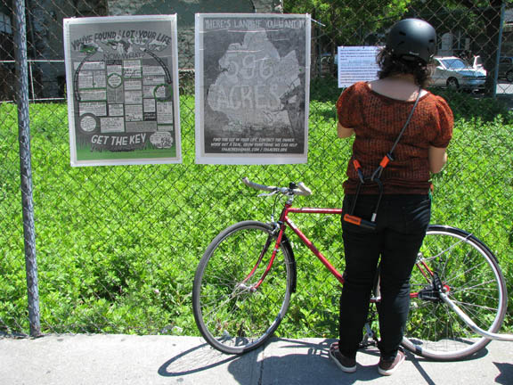 Reclaiming Vacant Land For Community Use