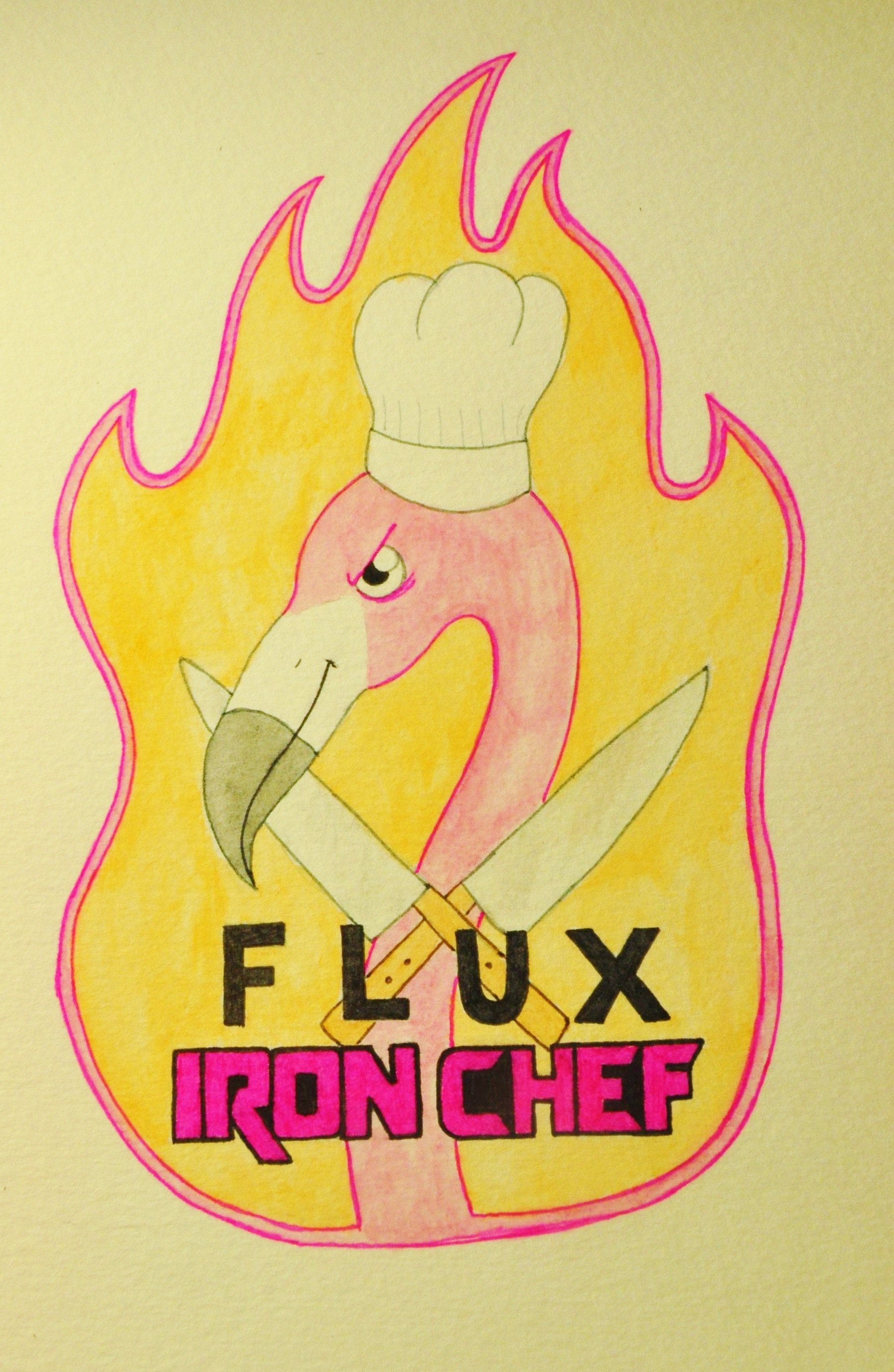 Iron Chef Flux