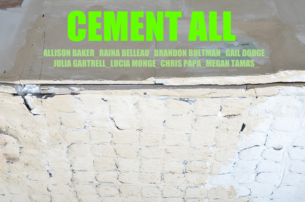 CEMENT ALL