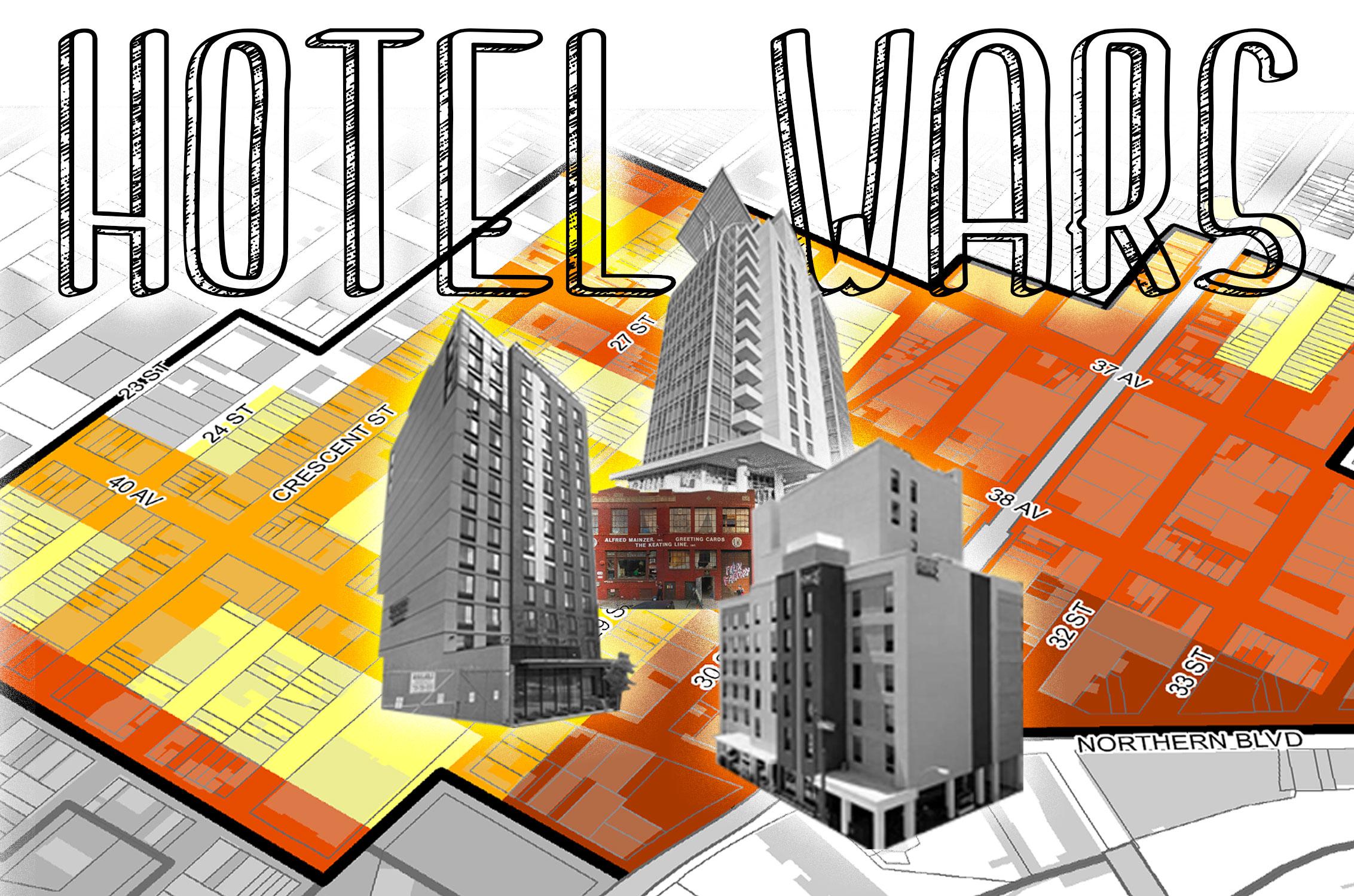 Hotel Wars