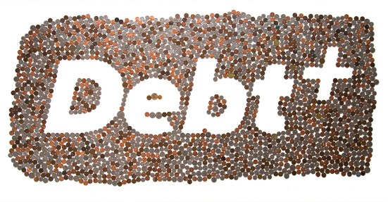Debt Positive logo web