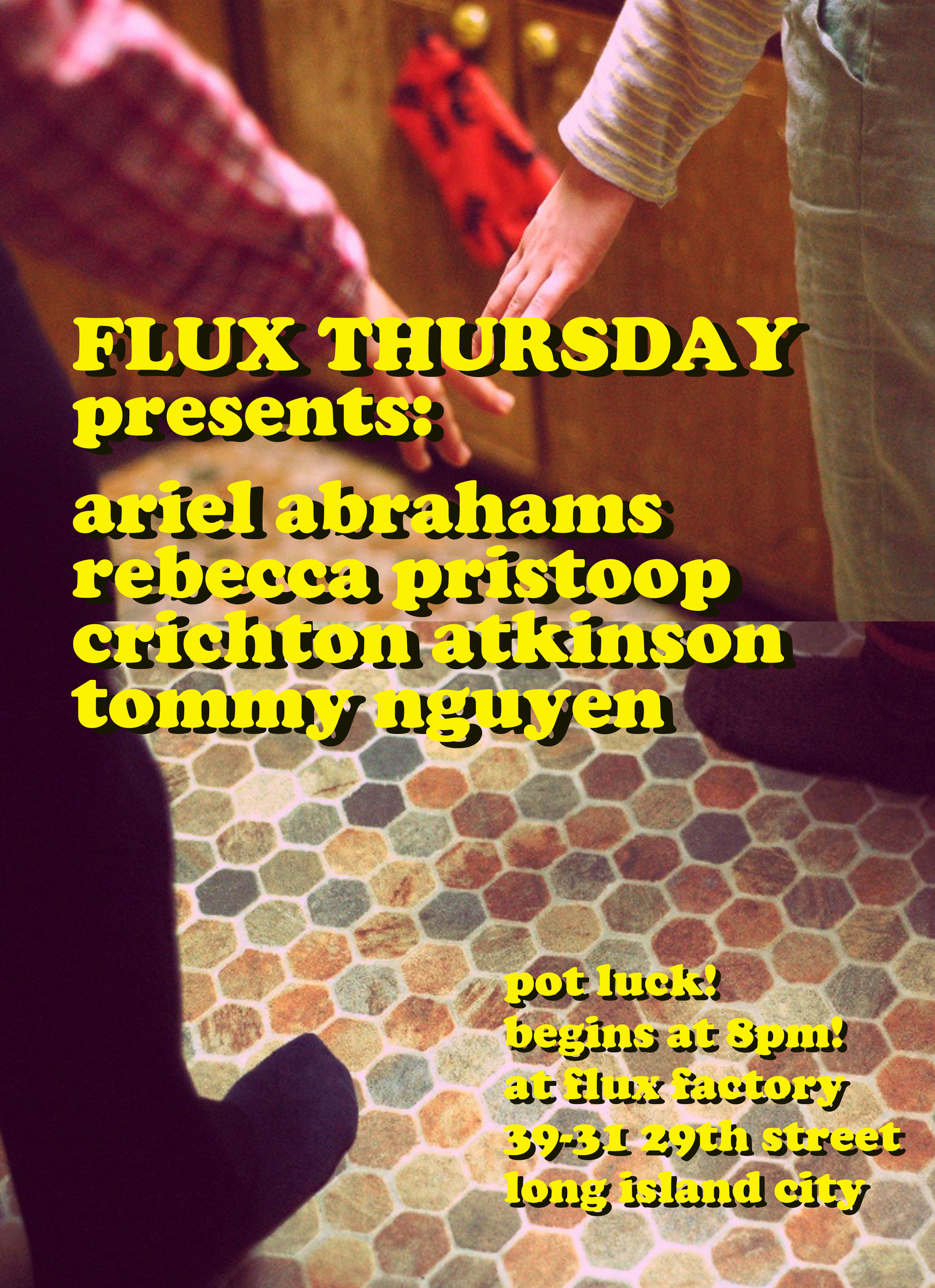 February Flux Thursday